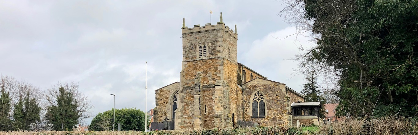 All Saints Church, Scraptoft